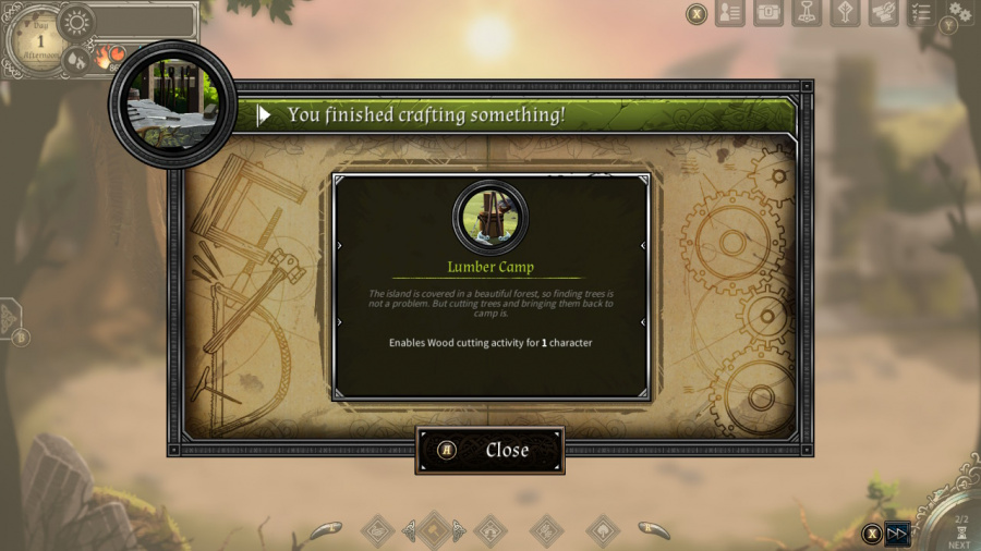 Dead in Vinland: True Viking Edition Review - Screenshot 4 of 5