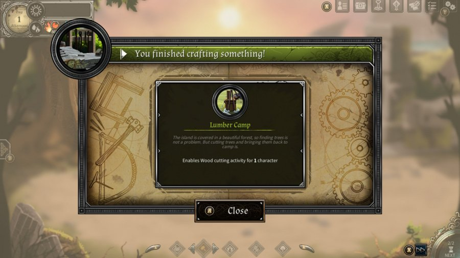 Dead in Vinland: True Viking Edition Review - Screenshot 3 of 5