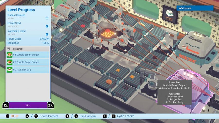 Automachef Review - Screenshot 4 of 5