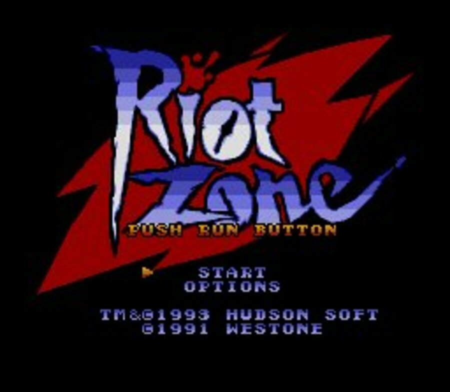 Riot Zone Screenshot
