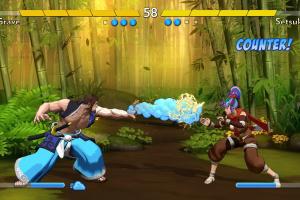 Fantasy Strike Screenshot