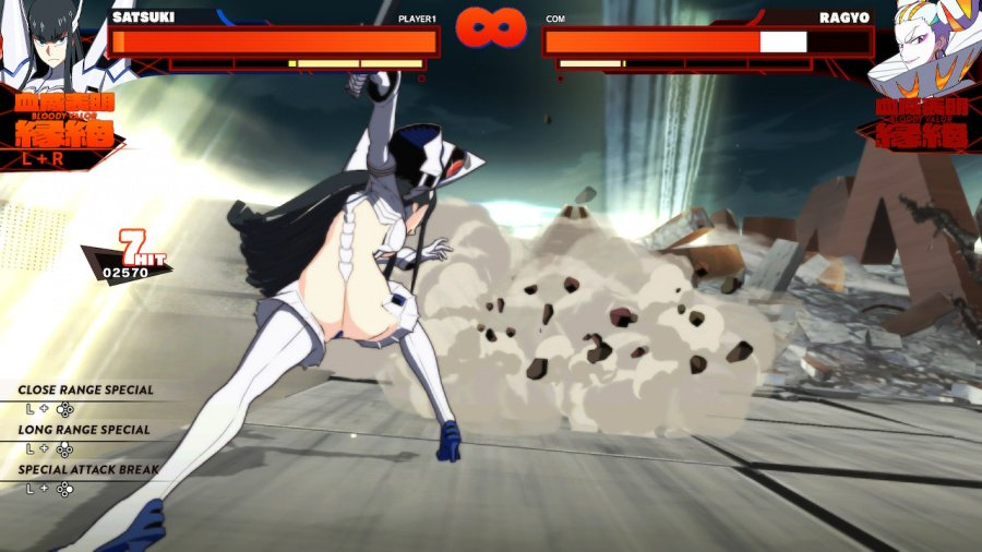 Kill la Kill: IF Review - Screenshot 2 of 4
