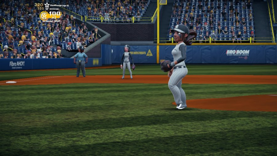 Super Mega Baseball 2: Ultimate Edition Review - Screenshot 2 of 4