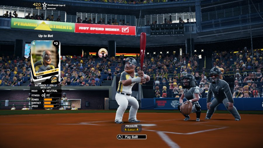 Super Mega Baseball 2: Ultimate Edition Review - Screenshot 1 of 4