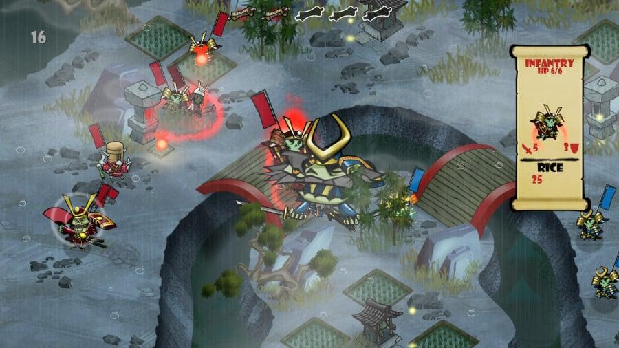 Skulls of the Shogun: Bone-A-Fide Edition Review - Screenshot 3 of 4