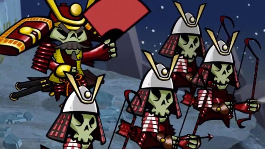 Skulls of the Shogun: Bone-A-Fide Edition Review - Screenshot 1 of 4