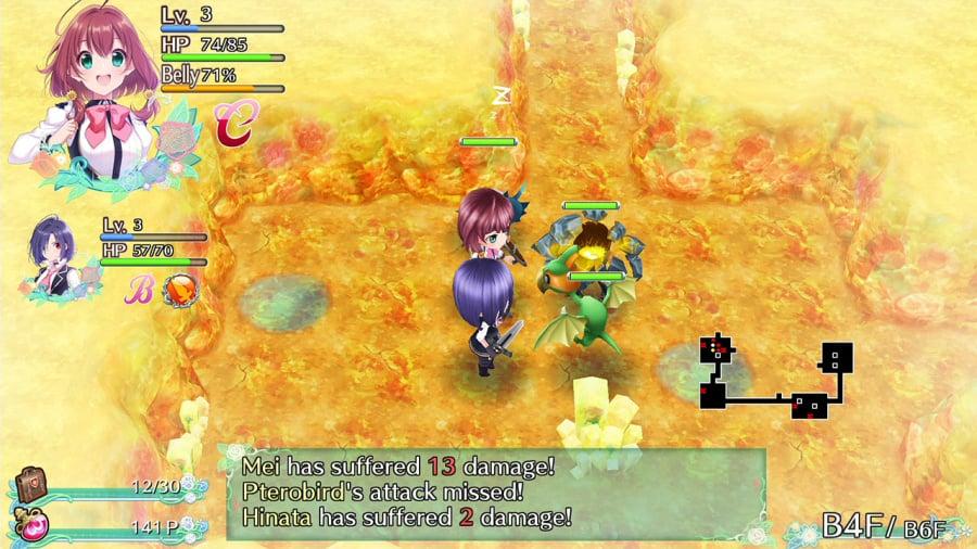 Omega Labyrinth Life Review - Screenshot 3 of 7