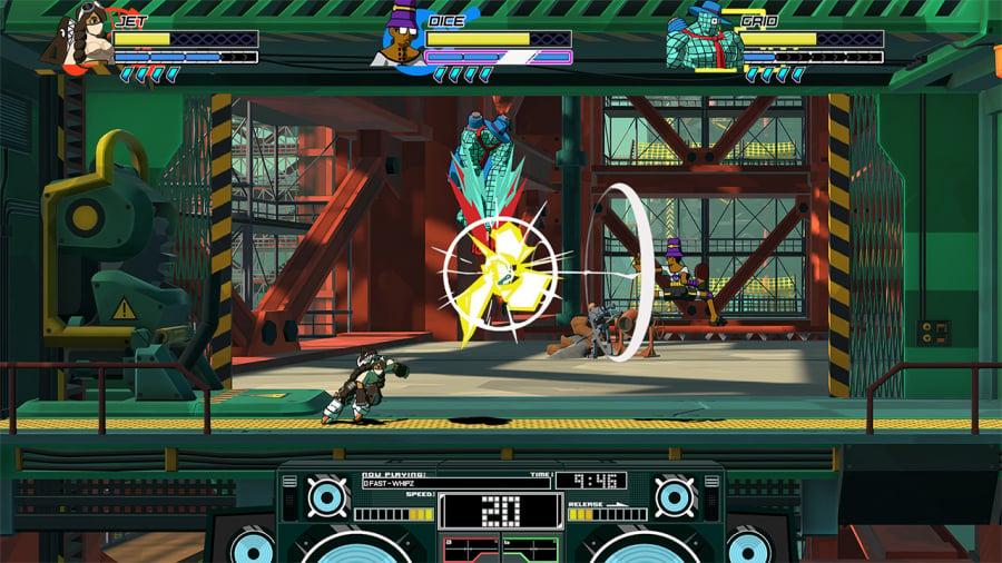 Lethal League Blaze Review - Screenshot 3 of 5
