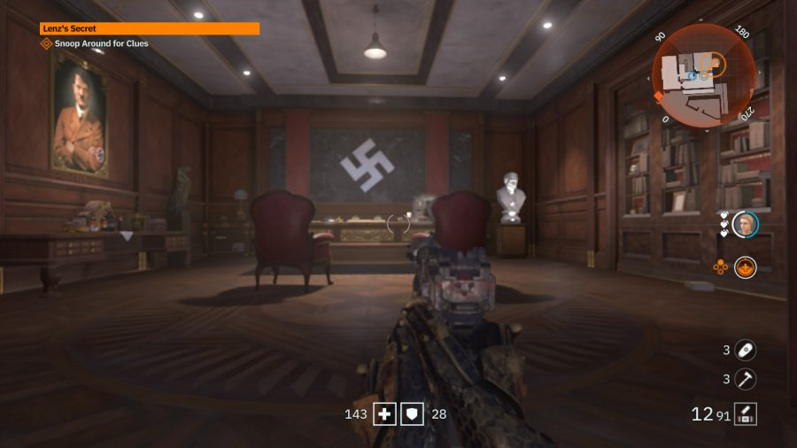 Wolfenstein: Youngblood Review - Screenshot 3 of 7