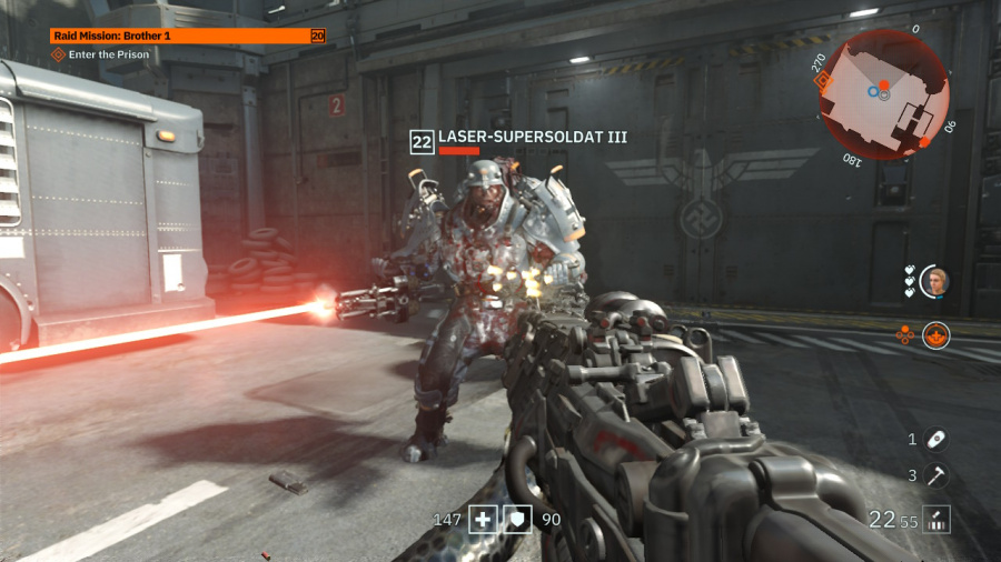Wolfenstein: Youngblood Review - Screenshot 2 of 7