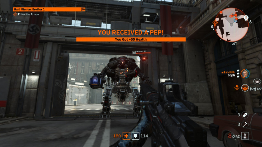 Wolfenstein: Youngblood Review - Screenshot 7 of 7