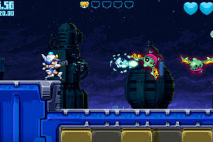 Mighty Switch Force! Collection Screenshot