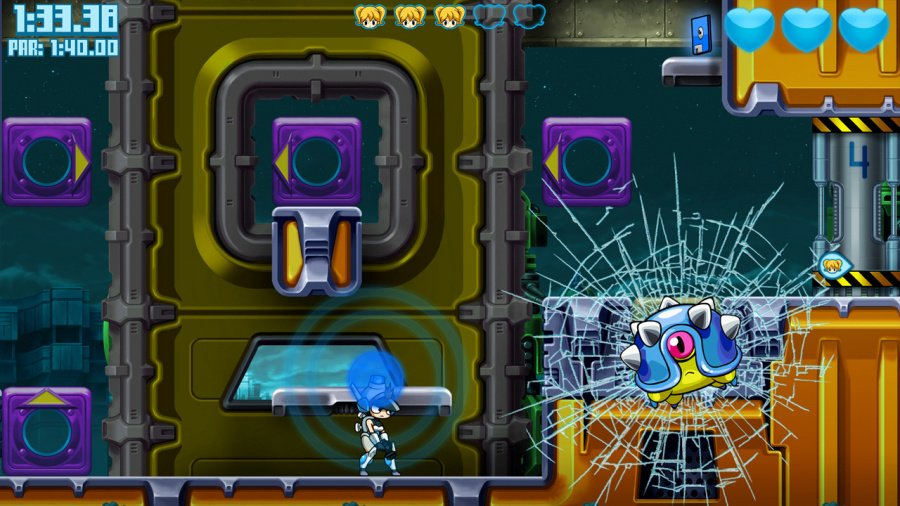 Mighty Switch Force! Collection Review - Screenshot 4 of 4