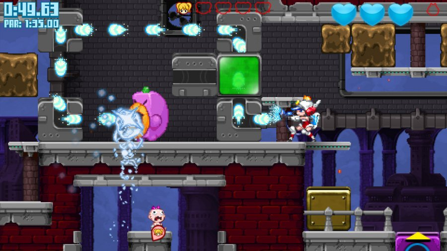 Mighty Switch Force! Collection Review - Screenshot 1 of 4