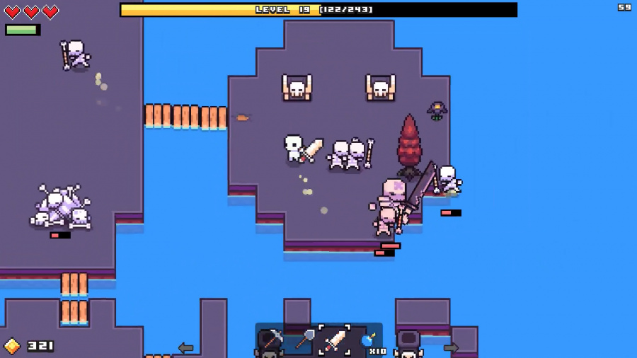 Forager Review - Screenshot 2 of 4