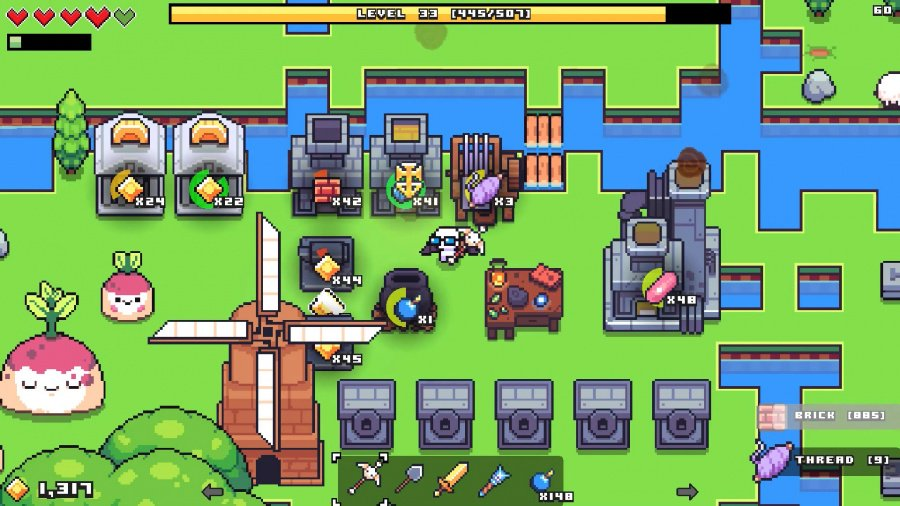 Forager Review - Screenshot 4 of 4
