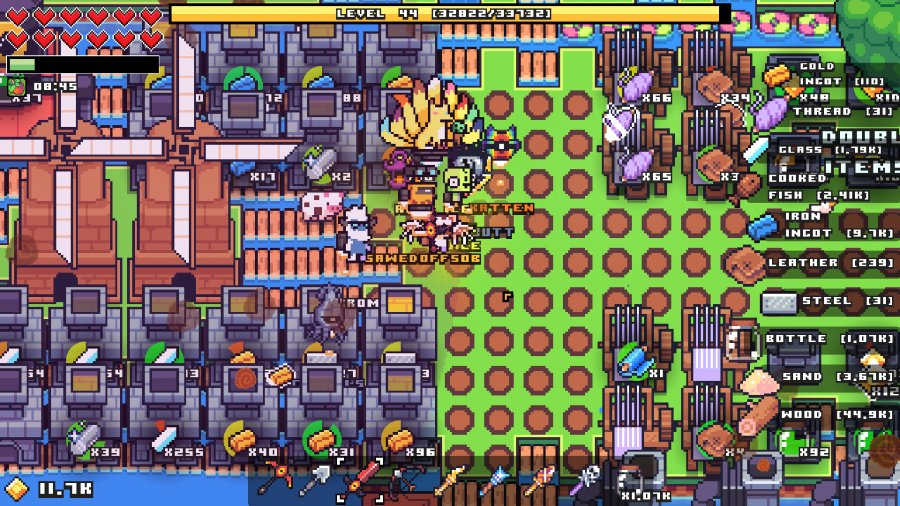 Forager Review - Screenshot 3 of 4