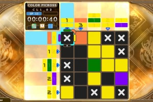 Picross Lord Of The Nazarick Screenshot