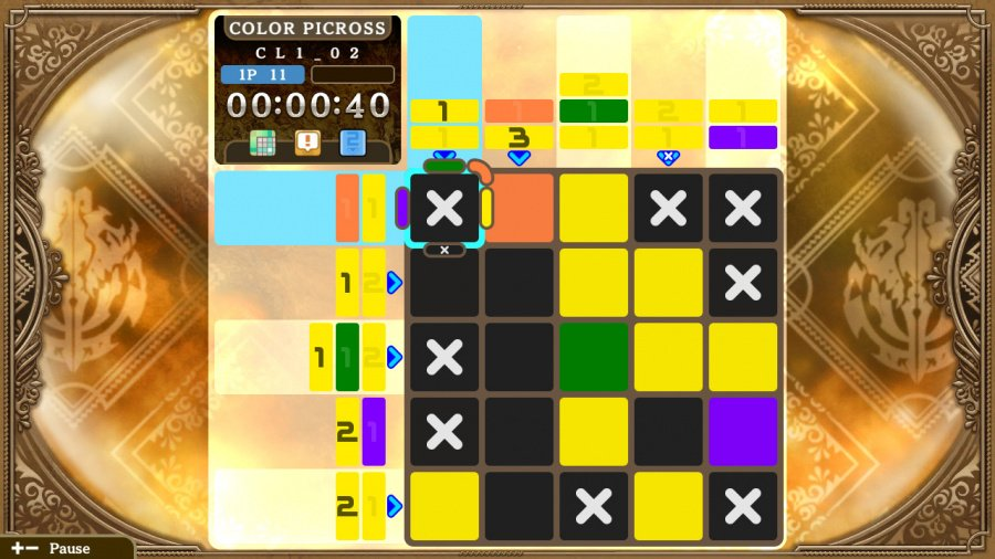 Picross Lord Of The Nazarick Review - Screenshot 5 of 5