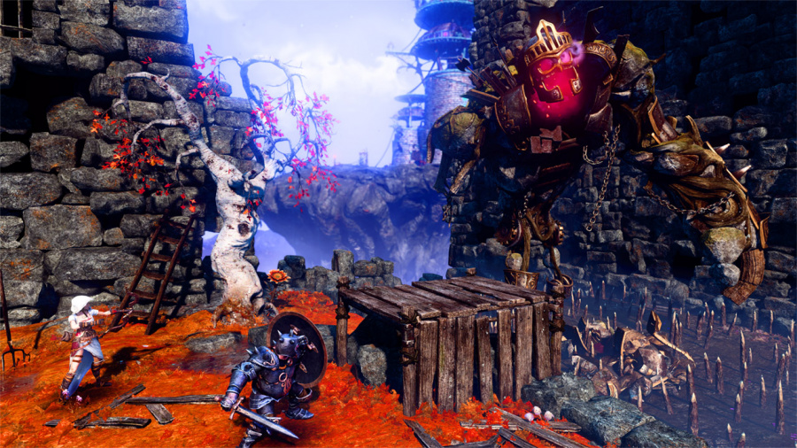 Trine 3: The Artifacts of Power Review - Screenshot 3 of 3