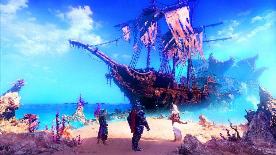 Trine 3: The Artifacts of Power Review - Screenshot 1 of 3