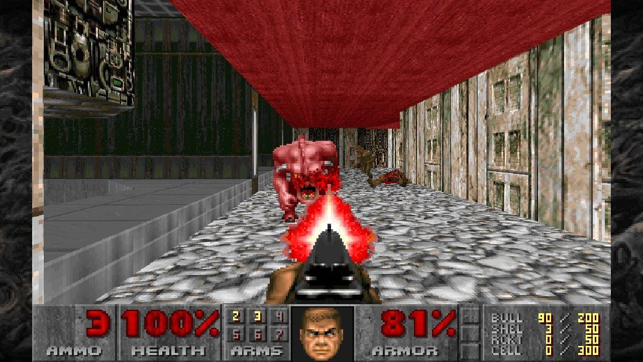 Doom Review (Switch eShop) | Nintendo Life
