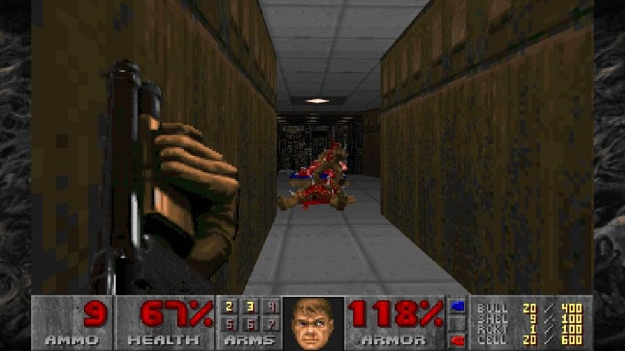 Doom Review - Screenshot 1 of 5