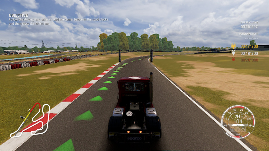 FIA European Truck Racing Championship Review - Screenshot 2 of 4