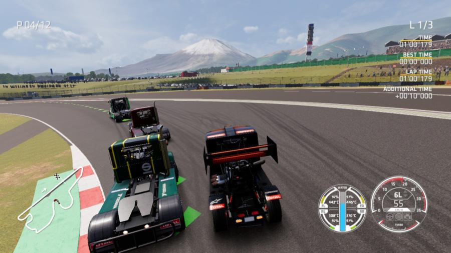 FIA European Truck Racing Championship Review - Screenshot 1 of 4