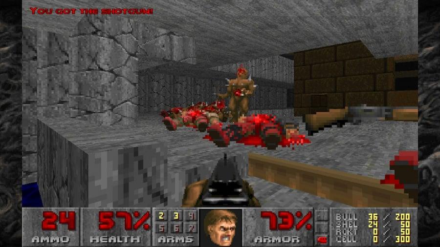 Doom II Review - Screenshot 2 of 5