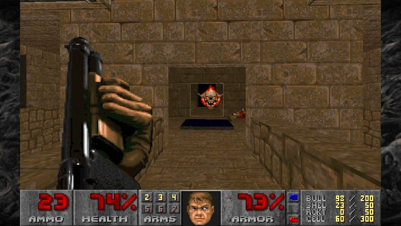 Doom II Review (Switch eShop) | Nintendo Life