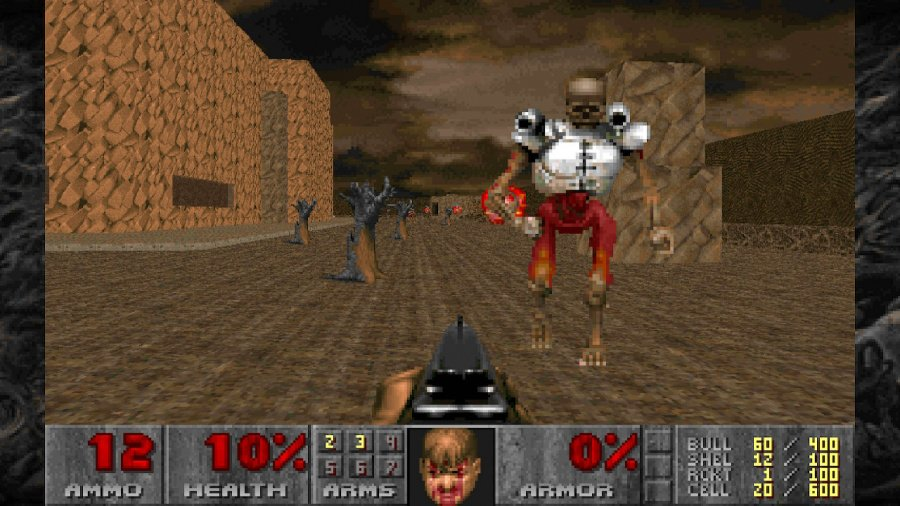 Doom II Review - Screenshot 3 of 5
