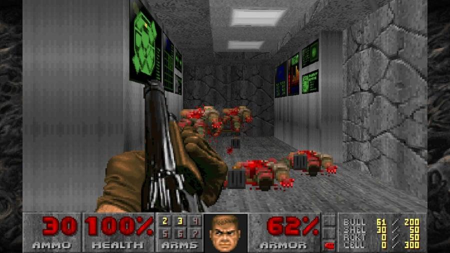 Doom II Review - Screenshot 1 of 5