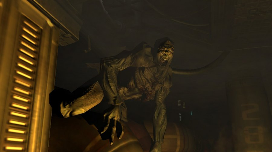 Doom 3 Review - Screenshot 5 of 5