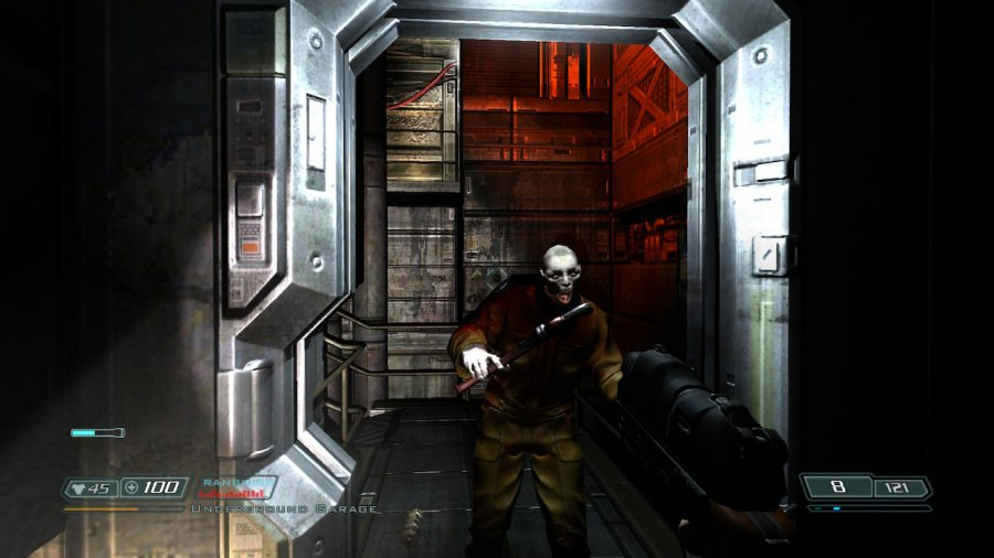 Doom 3 Review - Screenshot 4 of 5