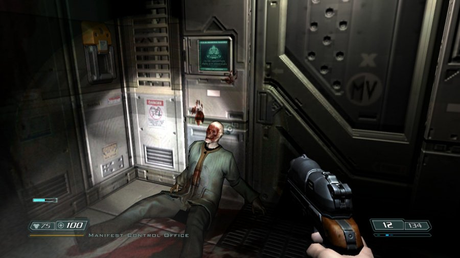 Doom 3 Review - Screenshot 2 of 5