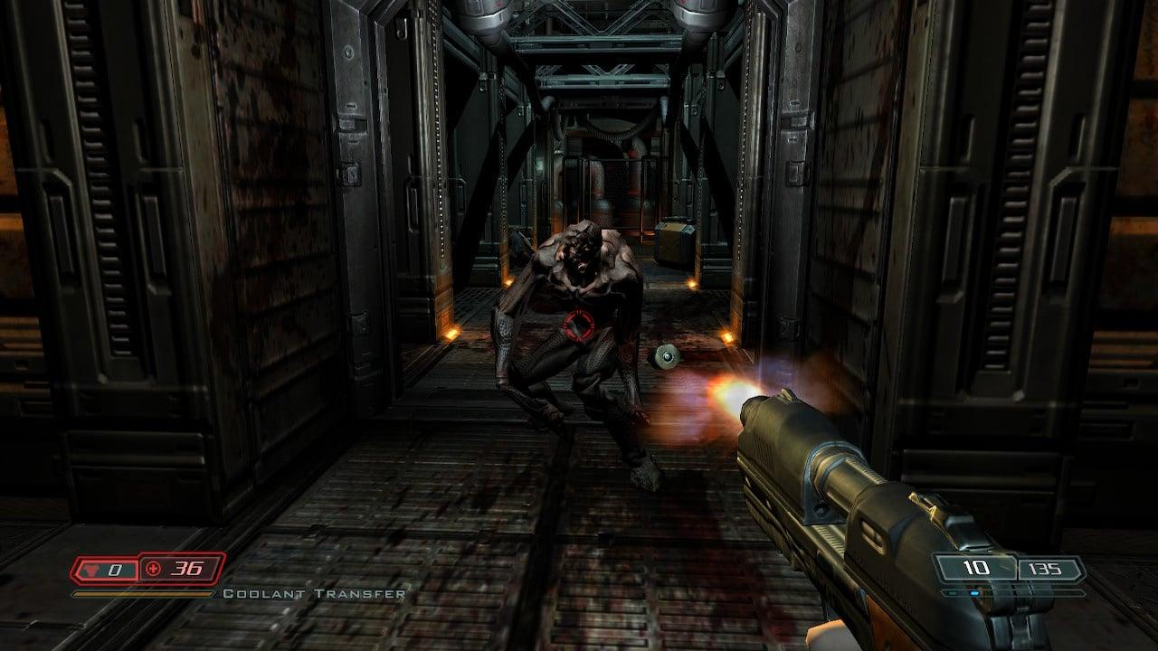 Doom 3 Review (Switch eShop) | Nintendo Life