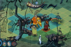 Banner Saga Trilogy Screenshot