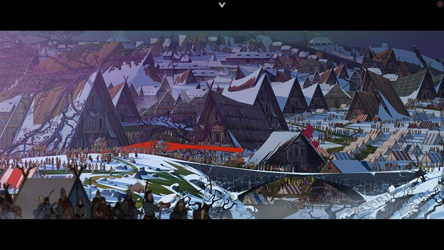 Banner Saga Trilogy Review - Screenshot 1 of 7