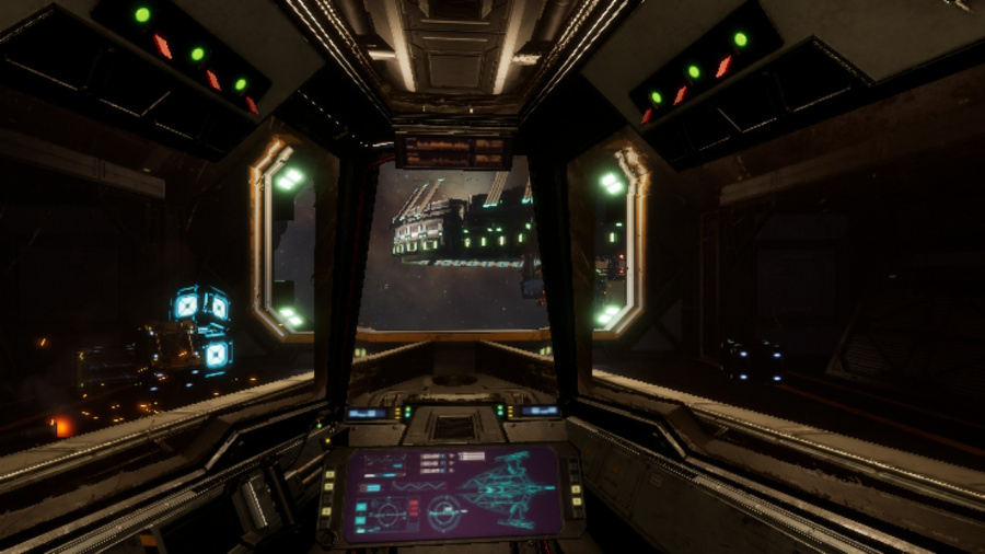Subdivision Infinity DX Review - Screenshot 4 of 4