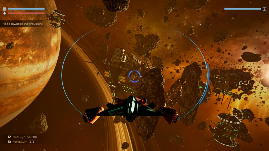 Subdivision Infinity DX Review - Screenshot 3 of 4