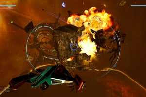 Subdivision Infinity DX Screenshot
