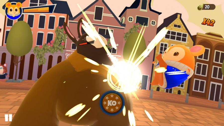 Hamsterdam Review - Screenshot 3 of 4