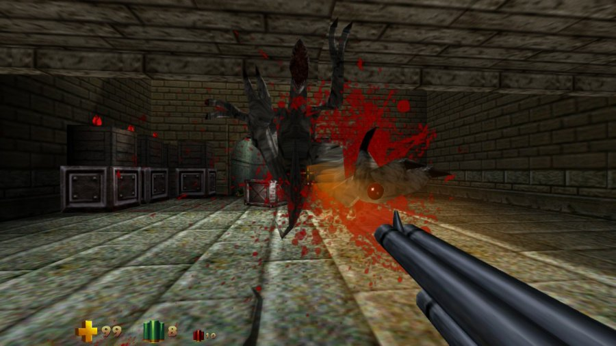 Turok 2: Seeds of Evil Review - Screenshot 1 of 4