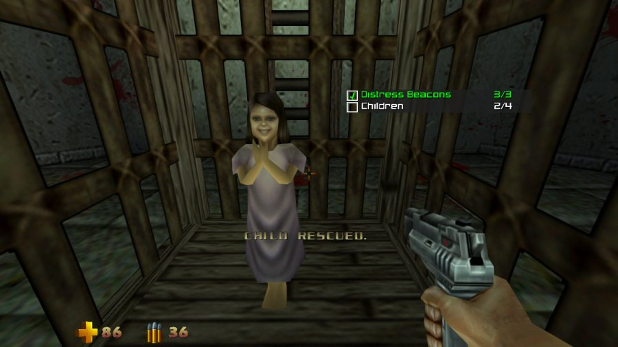 Turok 2: Seeds of Evil Review - Screenshot 3 of 4