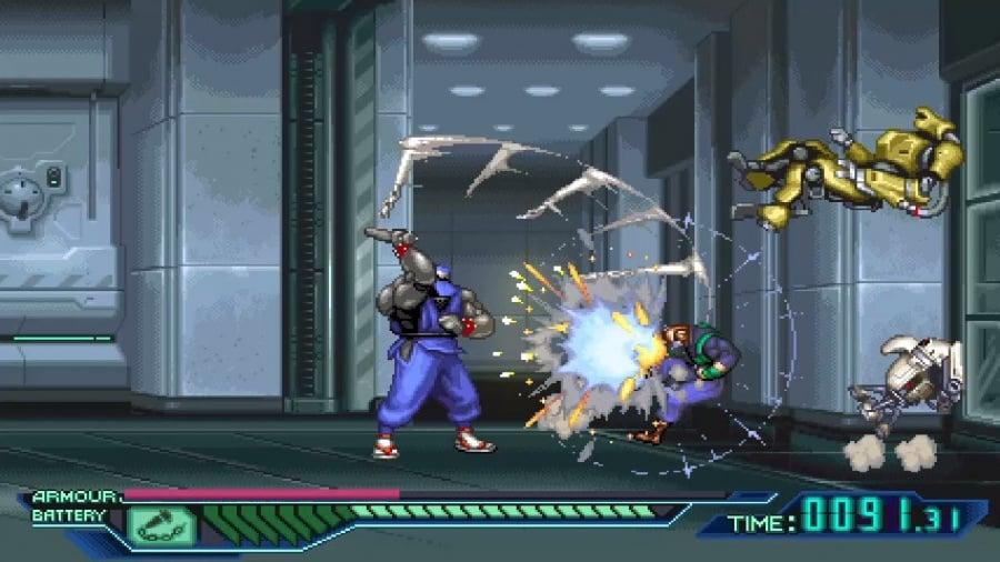 The Ninja Saviors: Return of the Warriors Review - Screenshot 3 of 4