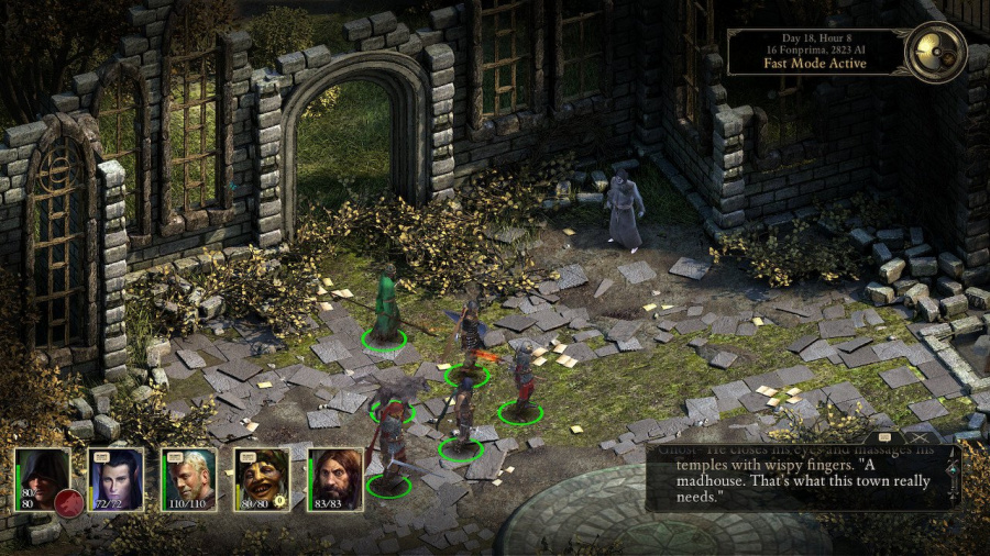 Pillars of Eternity: Complete Edition Review - Screenshot 6 of 7