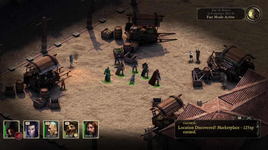 Pillars of Eternity: Complete Edition Review - Screenshot 1 of 7