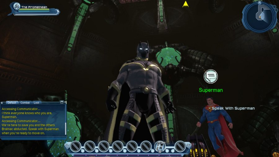 DC Universe Online Review - Screenshot 1 of 5