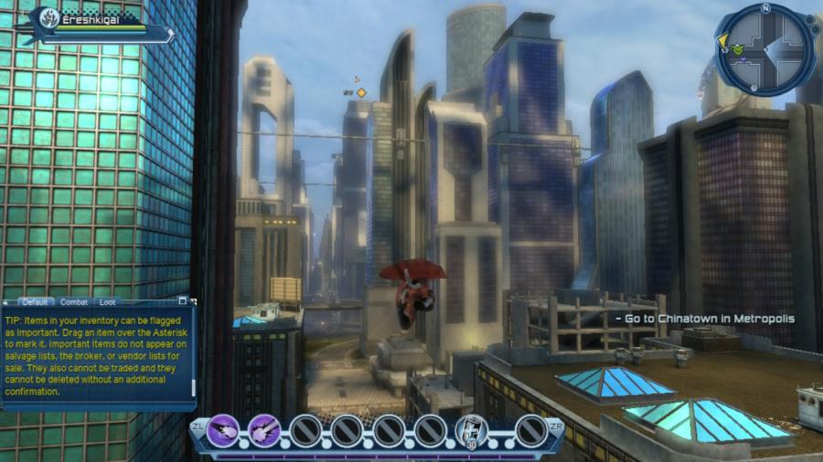 DC Universe Online Review - Screenshot 2 of 5